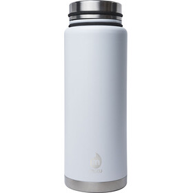 MIZU V12 Insulated Bottle with V-Lid 1200ml Enduro White